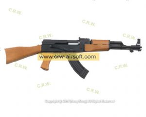 1:3 Scale model AK47(wood)